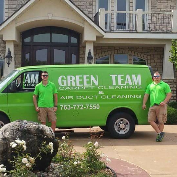 Green Team Carpet & Air Duct Cleaning