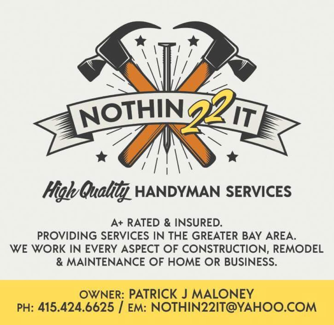 Nothin22it Handyman Service Patrick Joseph Maloney