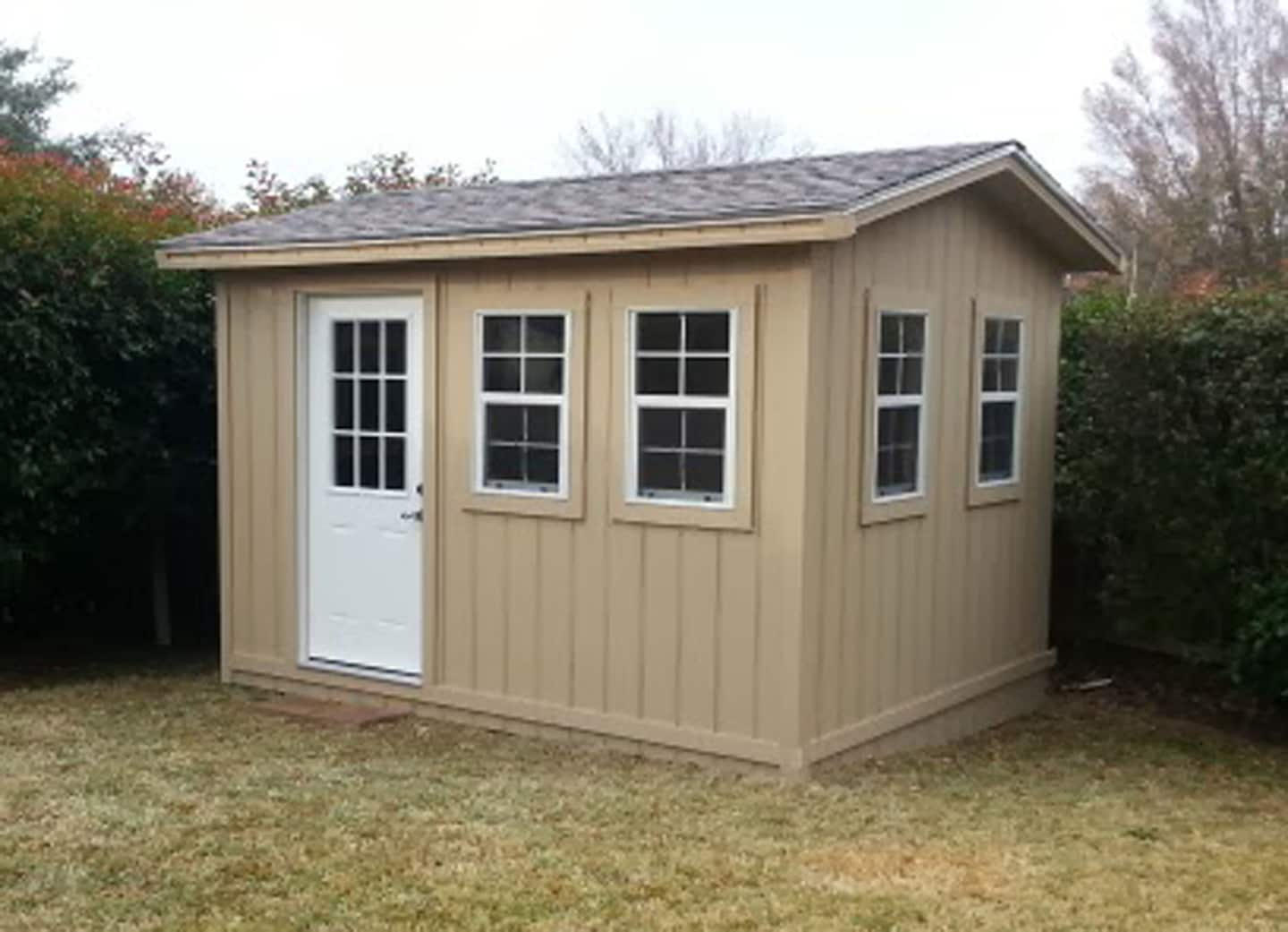 Custom Sheds By Keith
