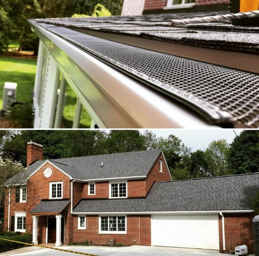 Providence Seamless Gutters