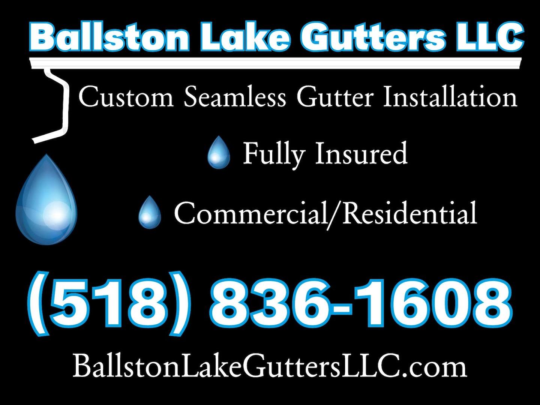 Ballston Lake Gutters LLC