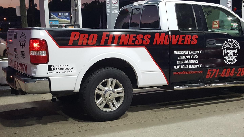 Pro Fitness Movers LLC