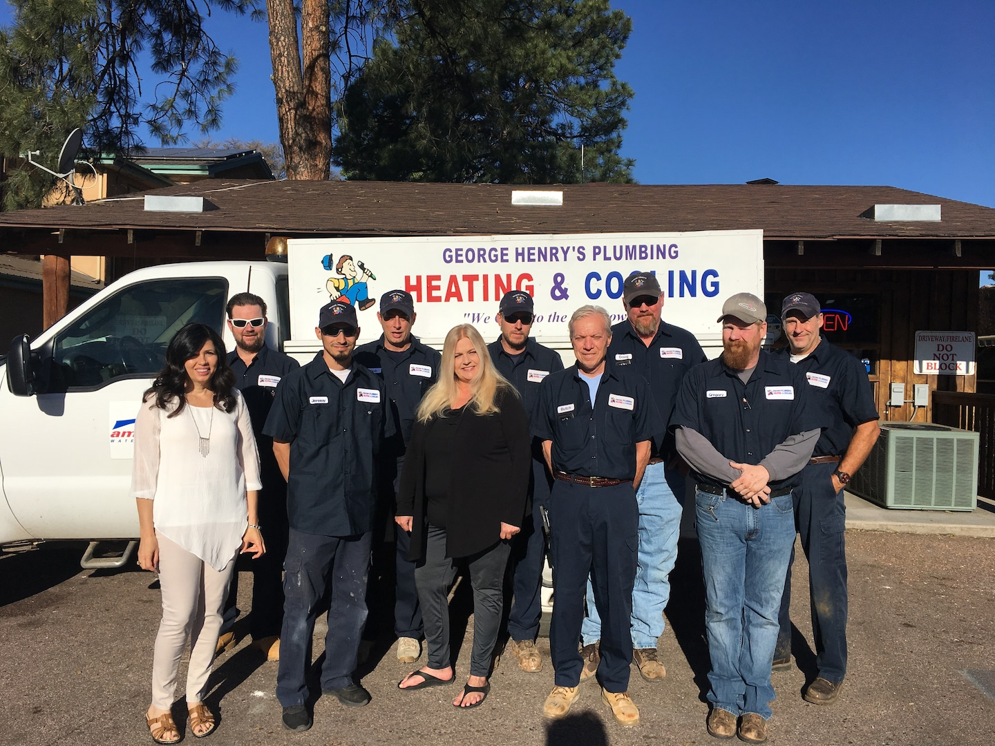 George Henry's Plumbing, Heating, and Cooling LLC