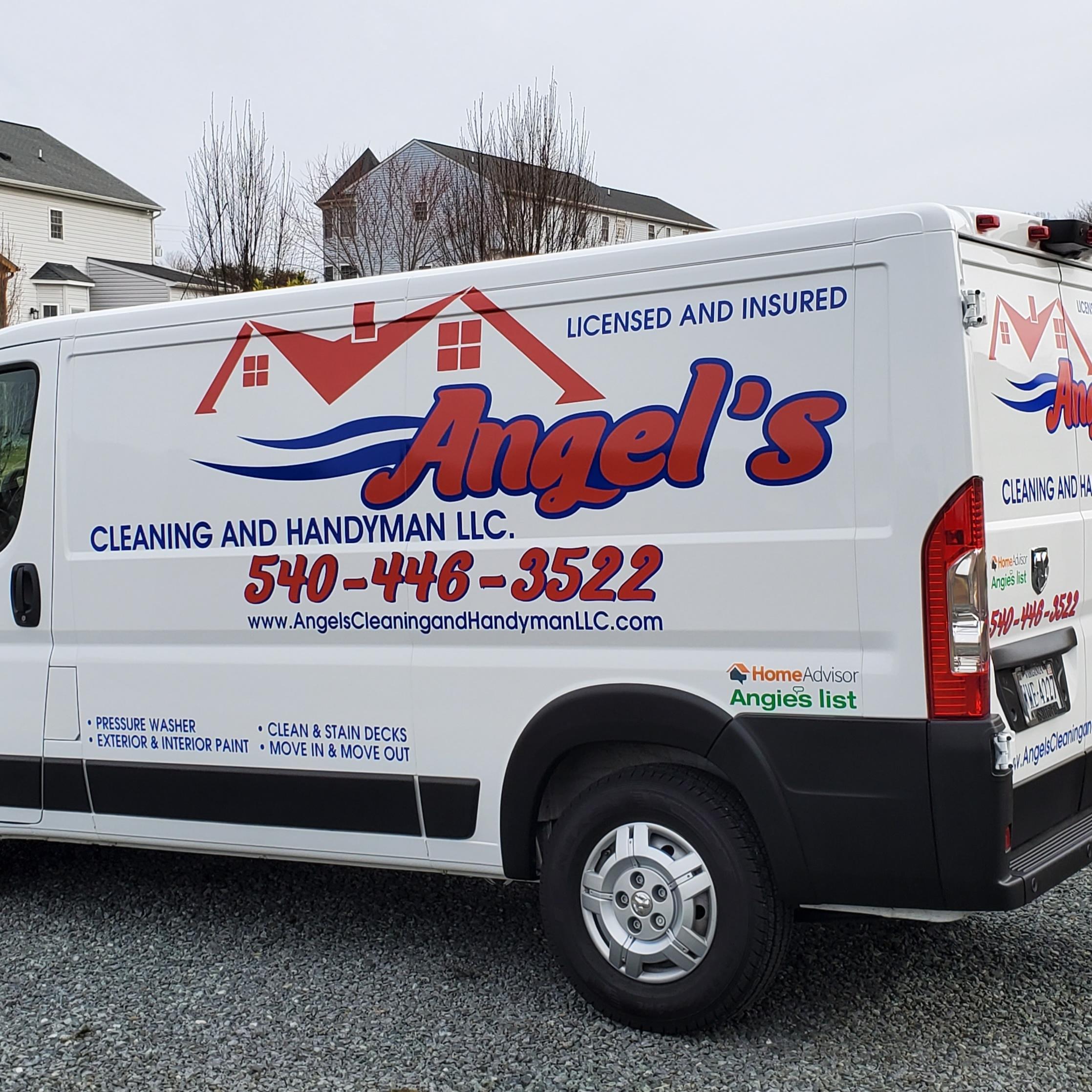Angel's House Cleaning & Handyman Services