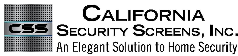 California Security Screens