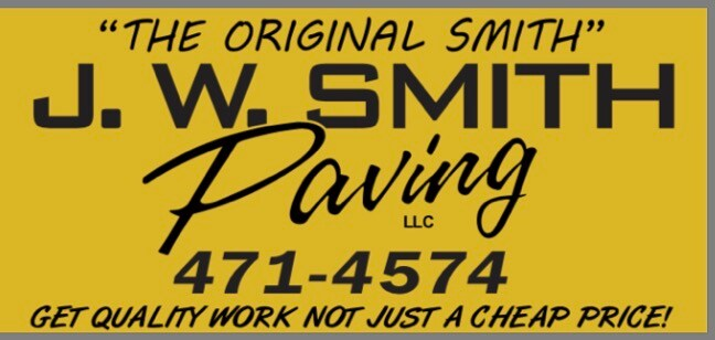 JW Smith Paving