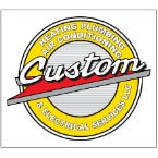 Custom Heating, Plumbing, Air Conditioning, and Electrical Services, LLC logo