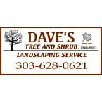 DAVE'S TREE AND SHRUBS