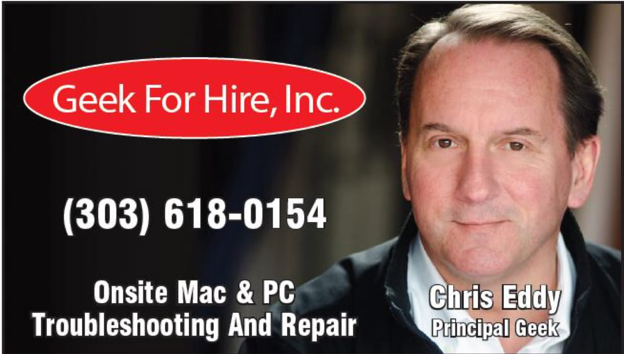 Geek for Hire Inc - IT & Tech Support