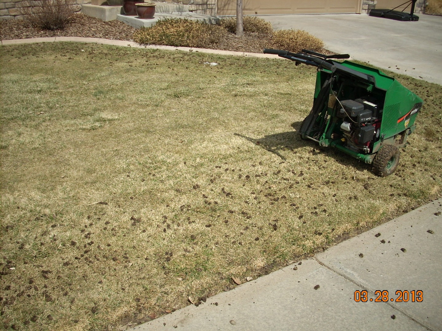 Highlands Ranch Aeration Reviews Parker Co Angie S List