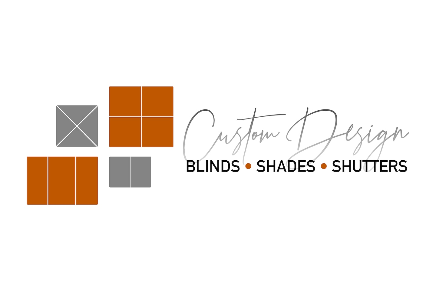 Custom Design Blinds Shades & Shutters