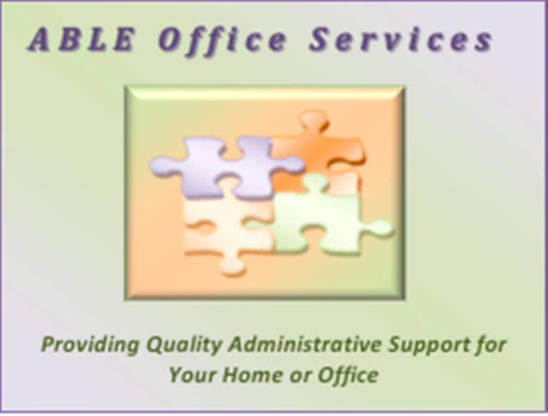 ABLE Office Services