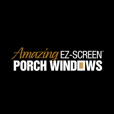 Amazing EZ-Screen Porch Windows