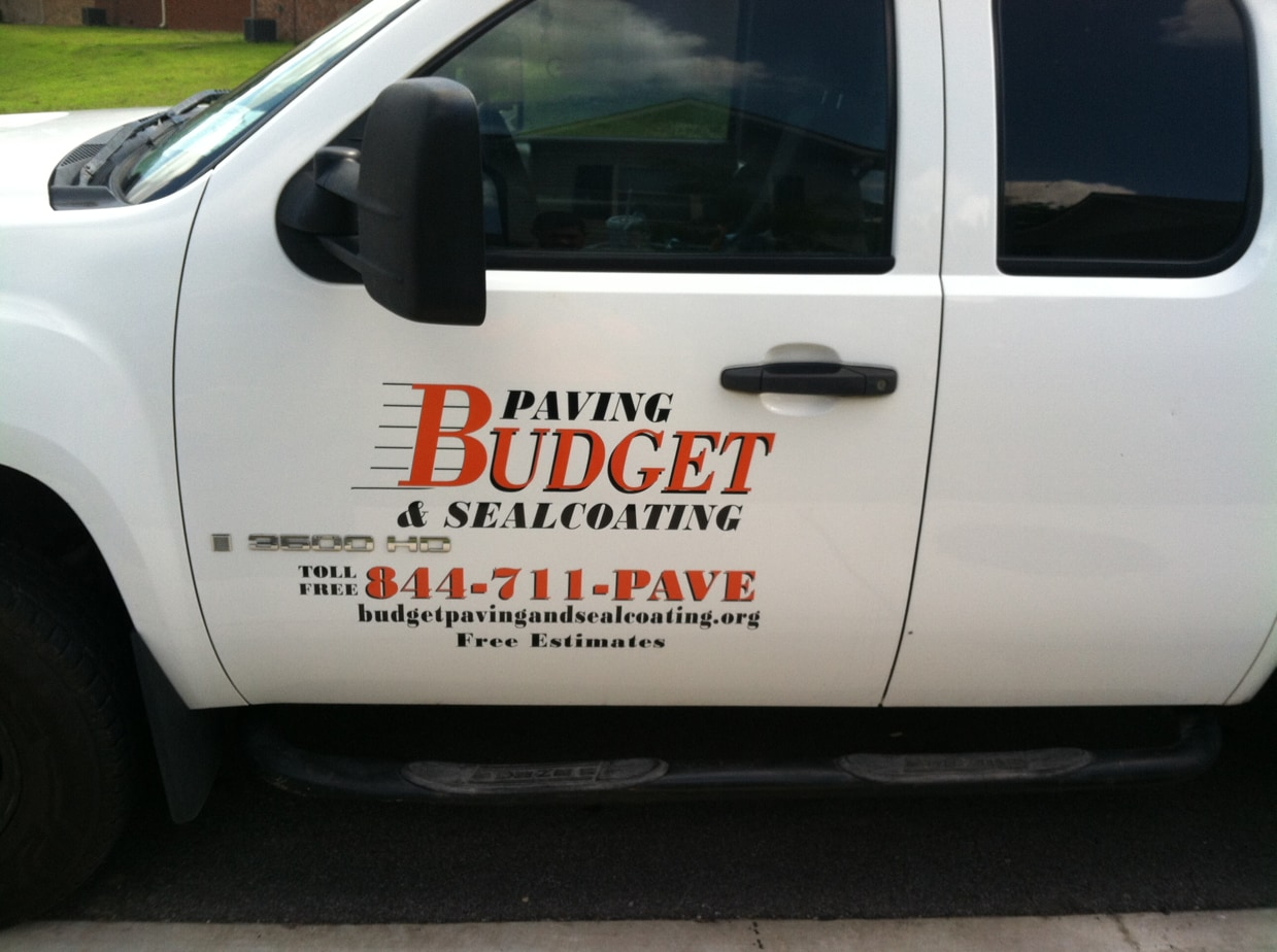 Budget Paving And Sealcoating