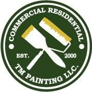 TM Painting logo