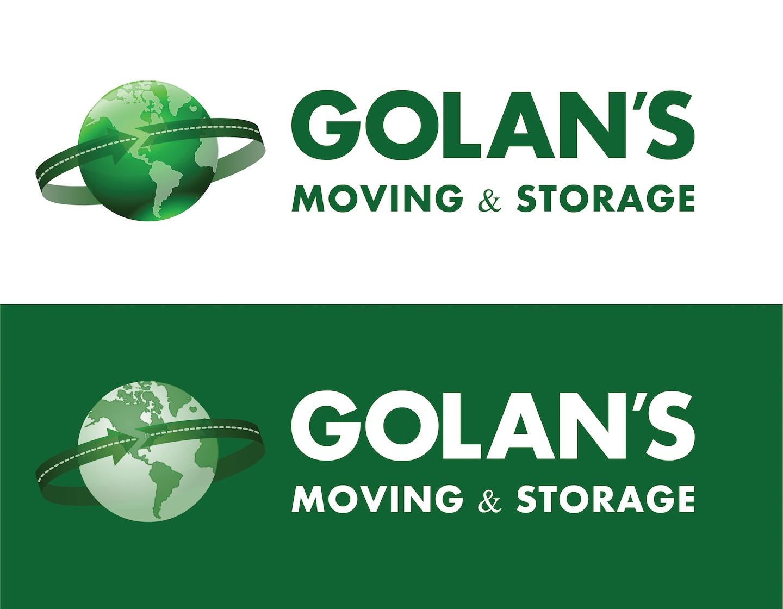 Golan's Moving & Storage Inc logo