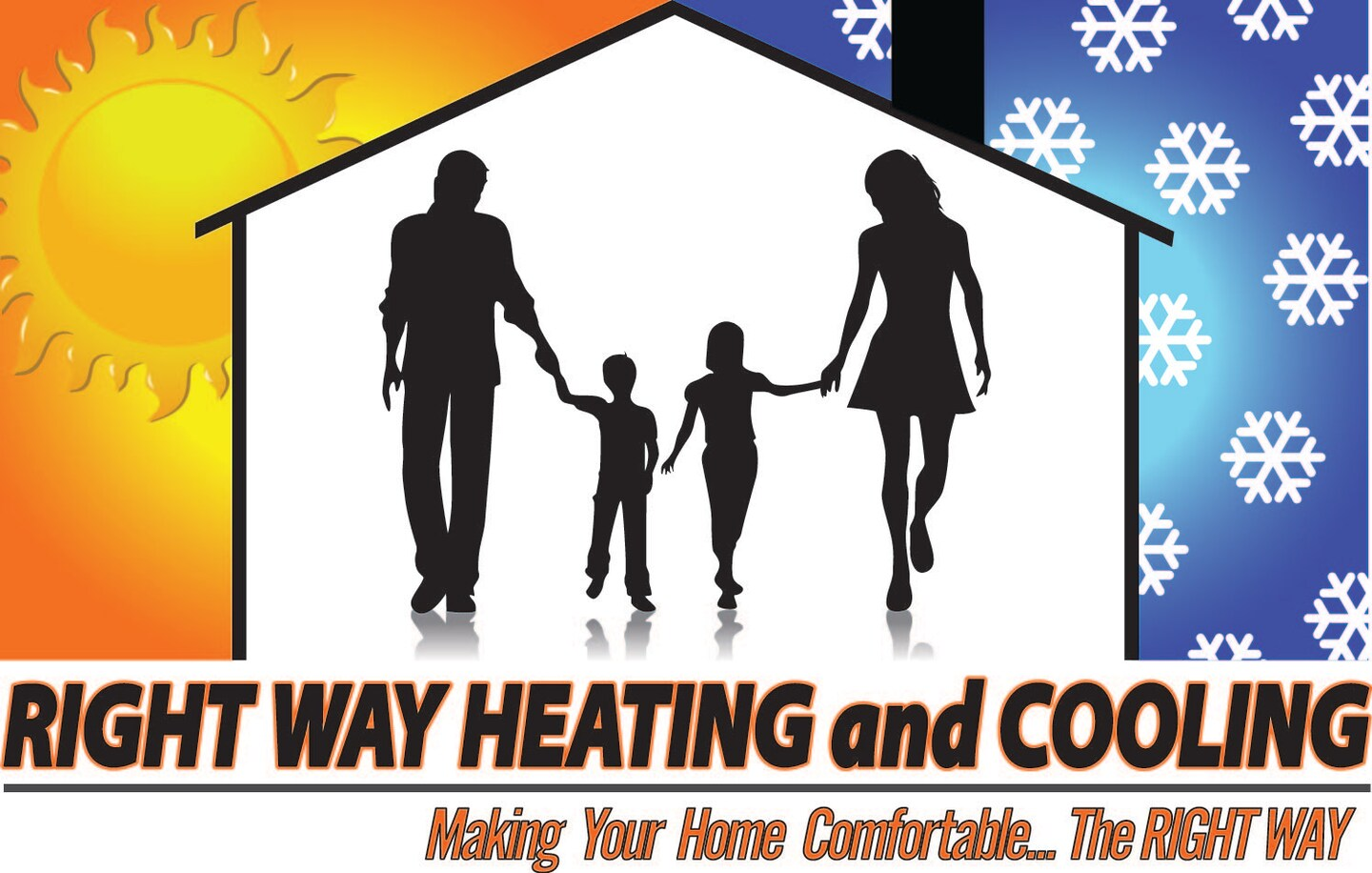 RIGHT WAY HEATING & COOLING