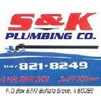 S & K PLUMBING CO