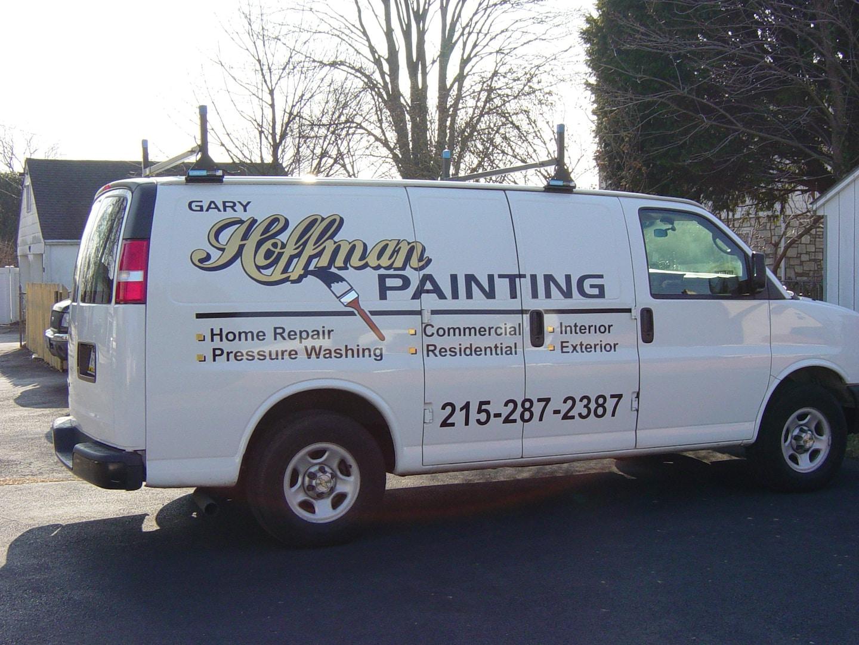 Gary Hoffman Painting