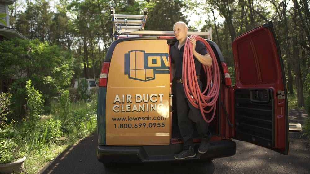 Lowe's Air Duct Cleaning