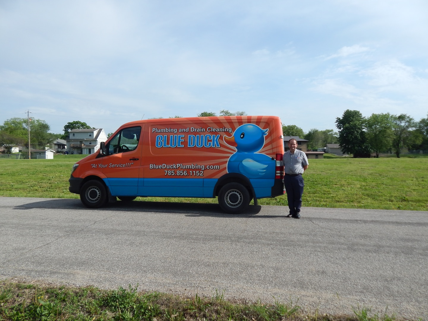 Blue Duck Plumbing and Drain Cleaning