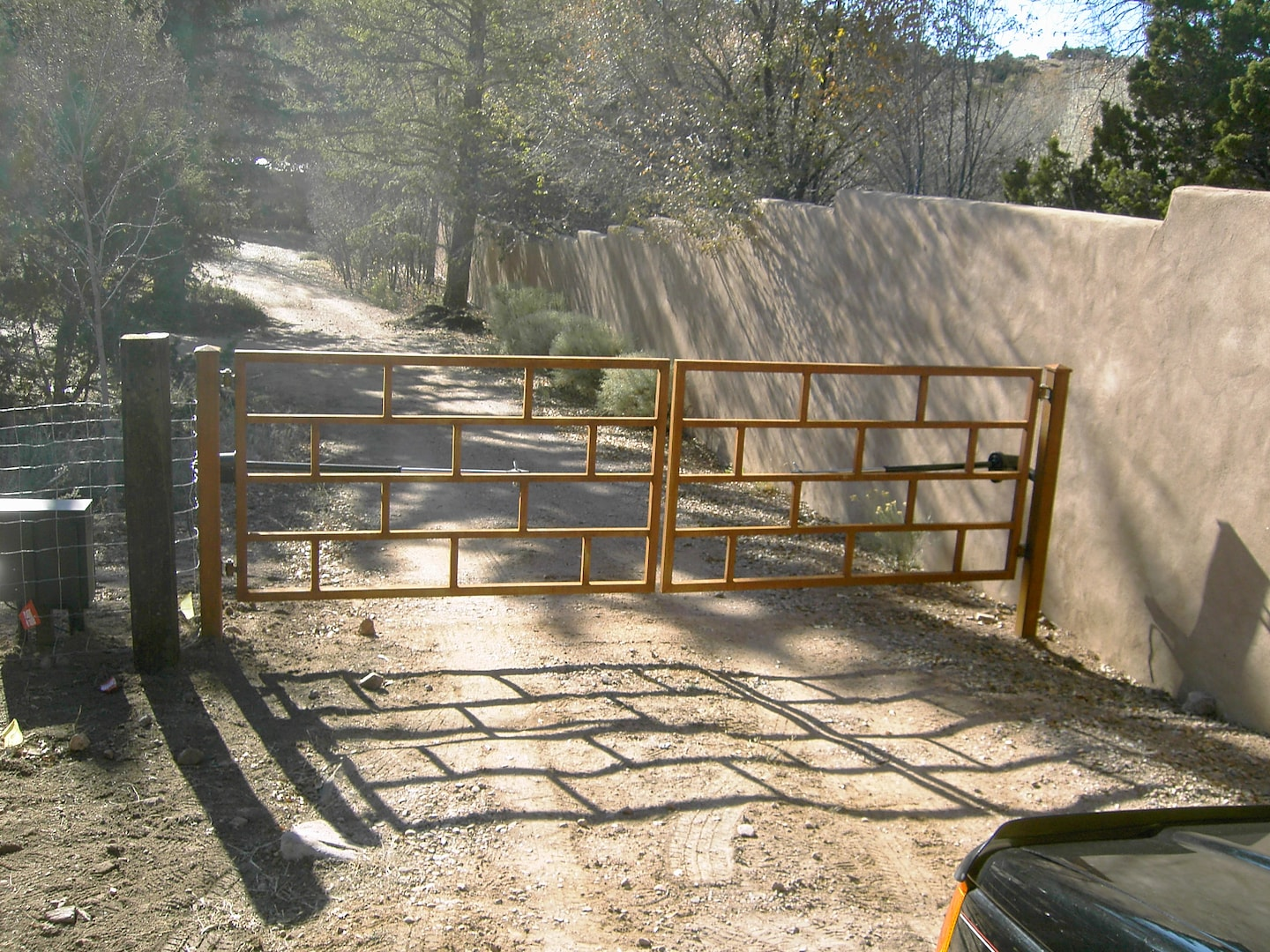 Direct Access Automated Gates