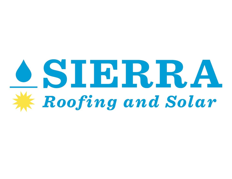 Sierra Roofing & Solar logo