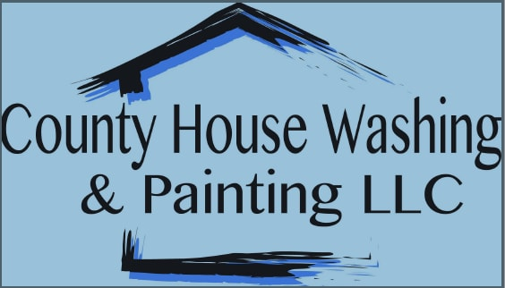 COUNTY HOUSE WASHING AND PAINTING LLC. logo