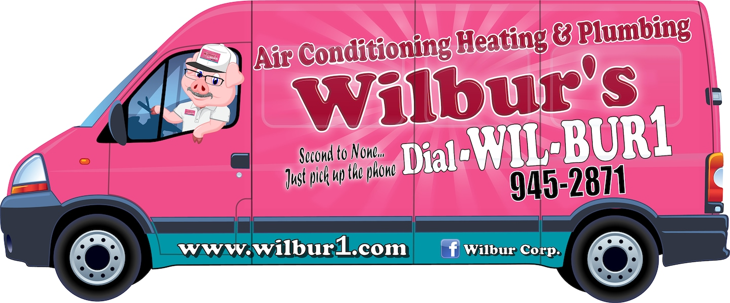 Wilbur's Air Conditioning Heating & Plumbing logo