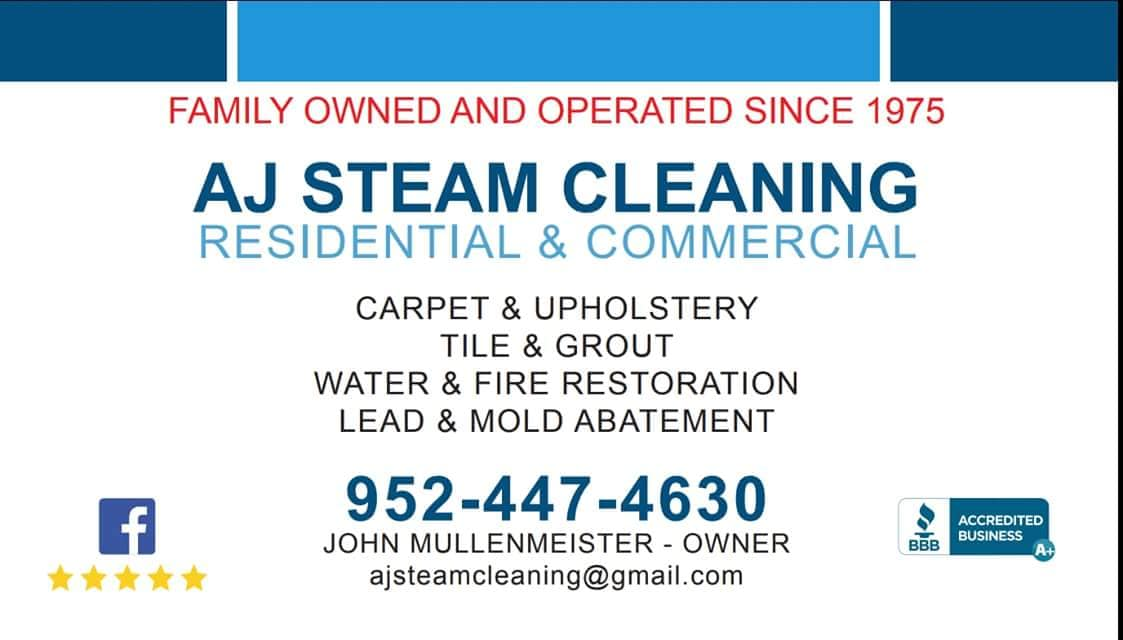 AJ Steam Cleaning