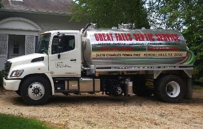 Great Falls Septic Service Inc