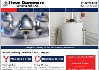 Steve Dunsmore's Plumbing & HVAC