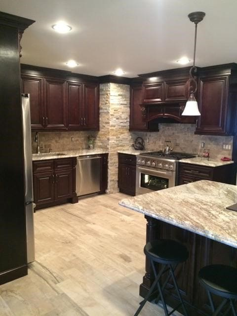 Meticulous Tile and Remodeling