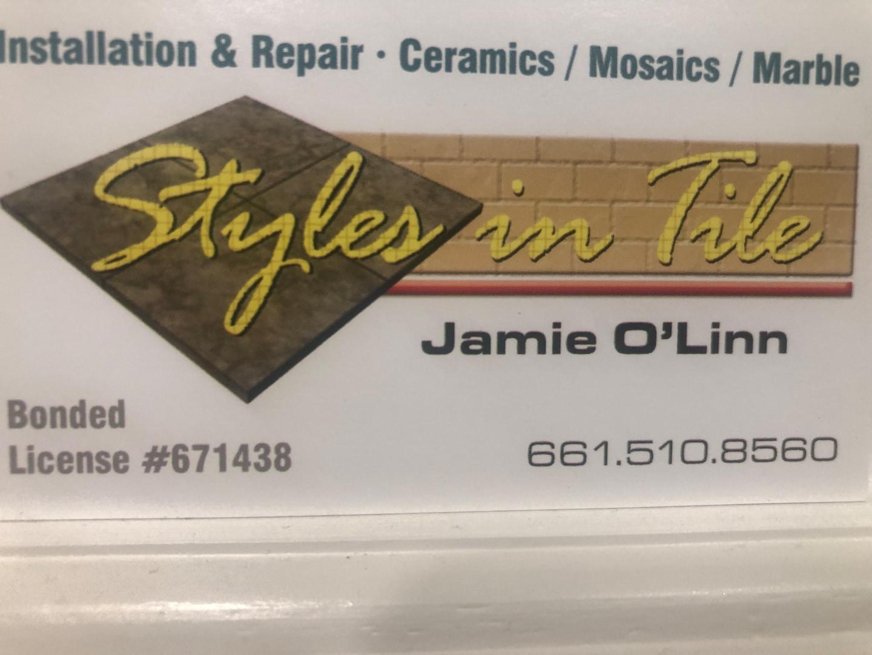 Styles In Tile