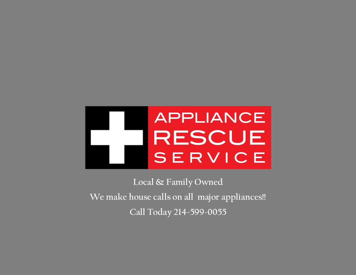 Appliance Rescue Svc