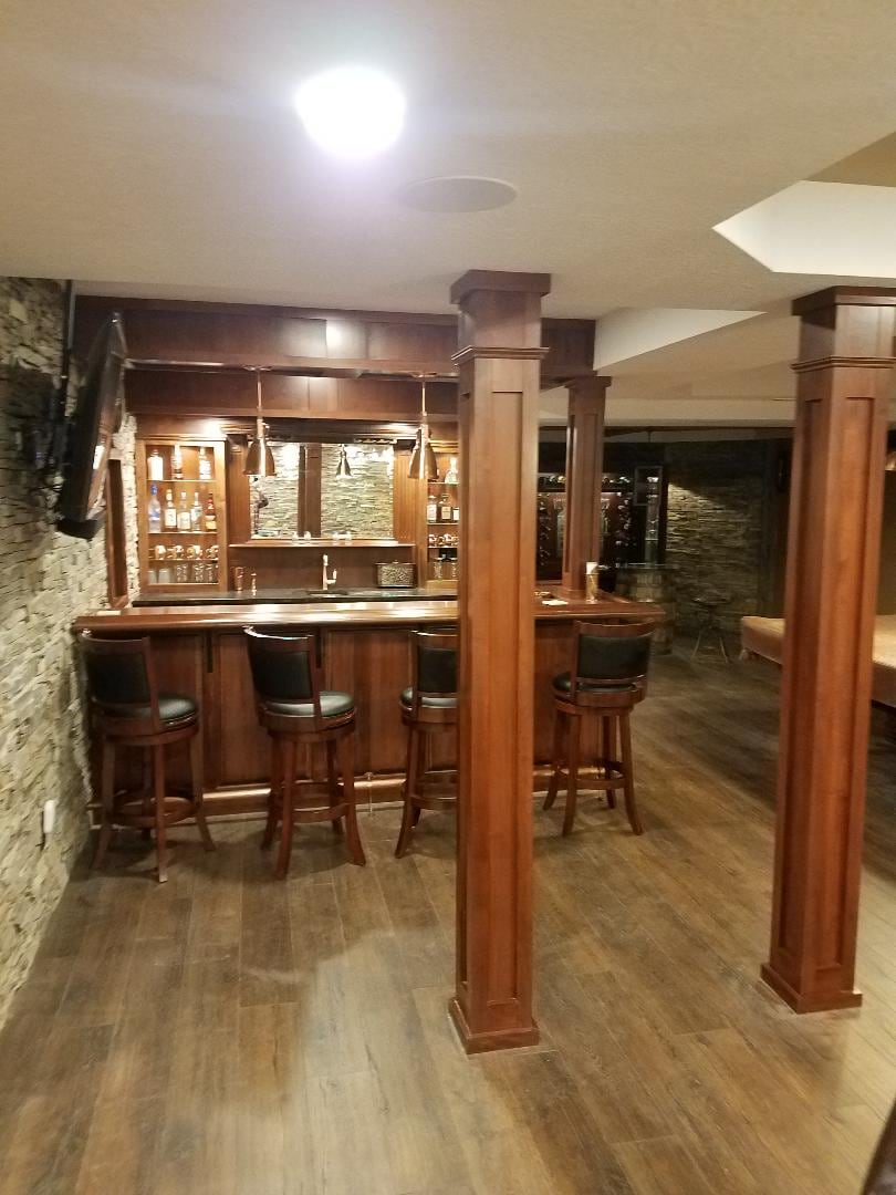 Finished Basements Plus Inc Reviews Galena Oh Angie S List