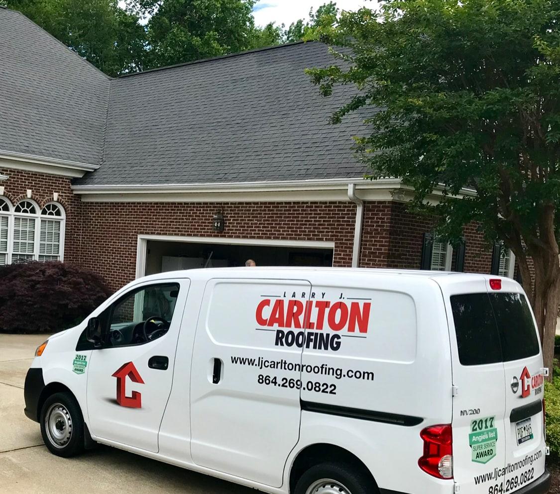 Larry J Carlton Roofing Inc