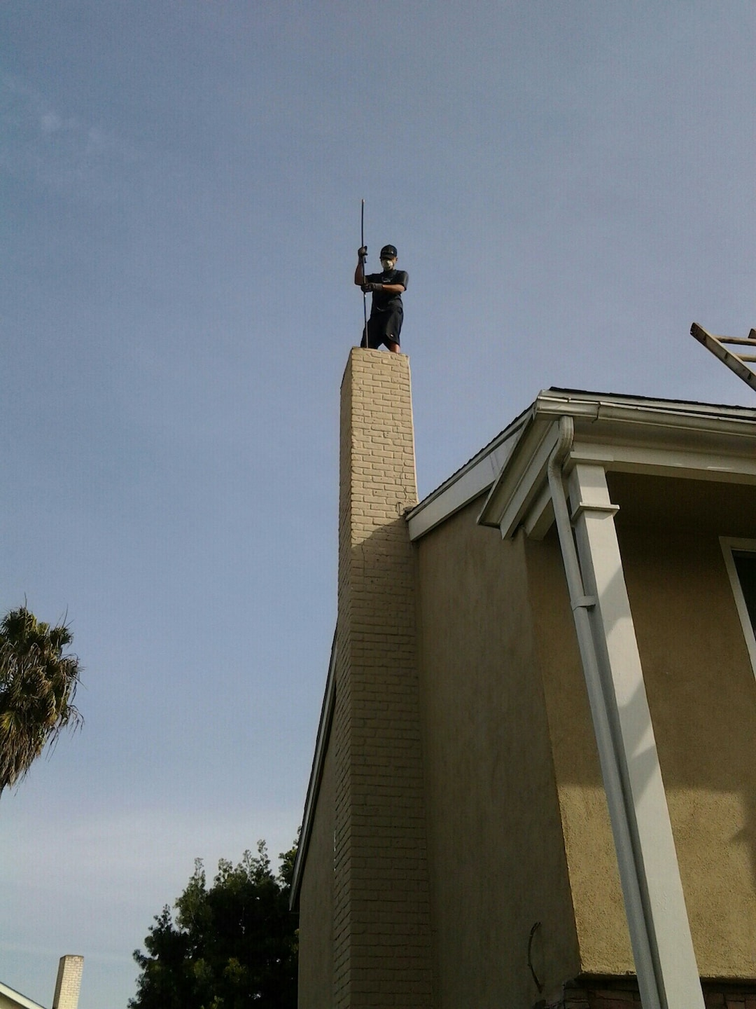 RED HOOD CHIMNEY SWEEP AND AIR DUCT CLEANING