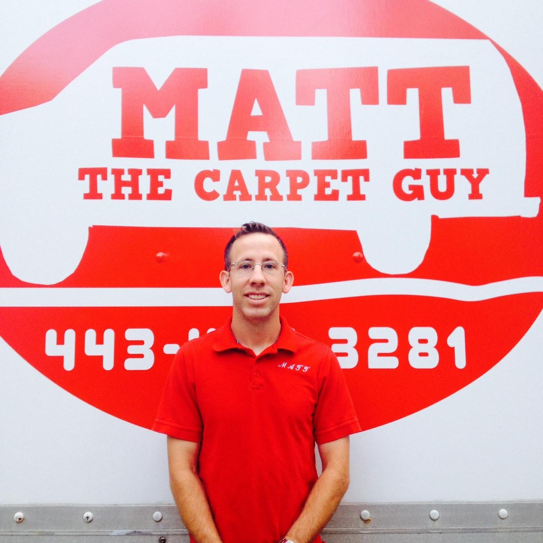 Matt the Carpet Guy