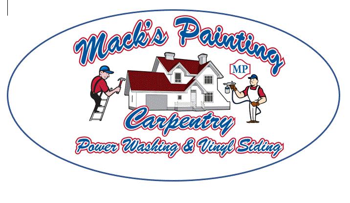 Mack's Painting & Carpentry