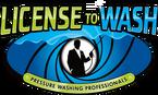 License to Wash