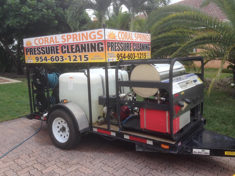 Coral Springs Pressure Cleaning Inc