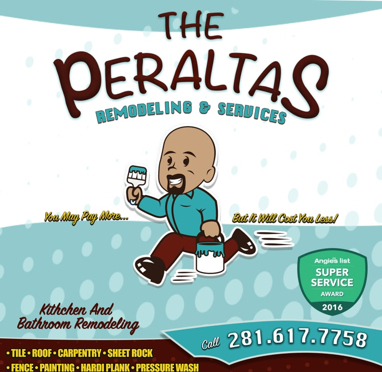 THE PERALTAS Remodeling & Services INC.