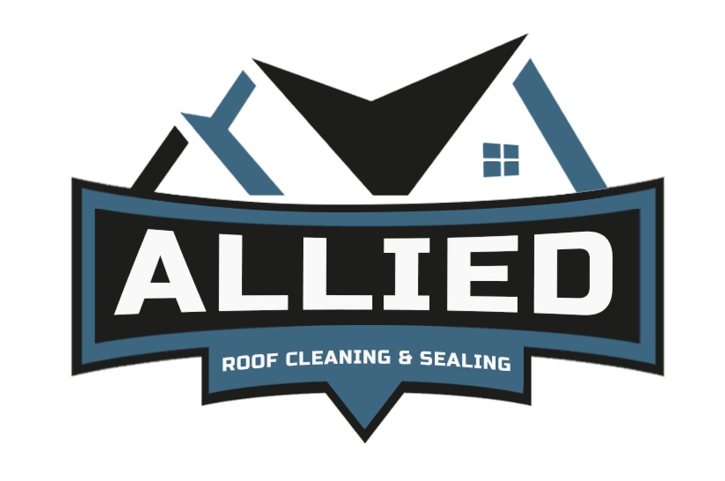 Allied Roof Cleaning logo