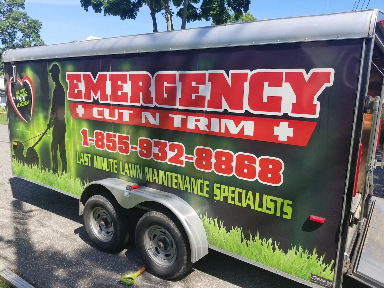Emergency Cut & Trim