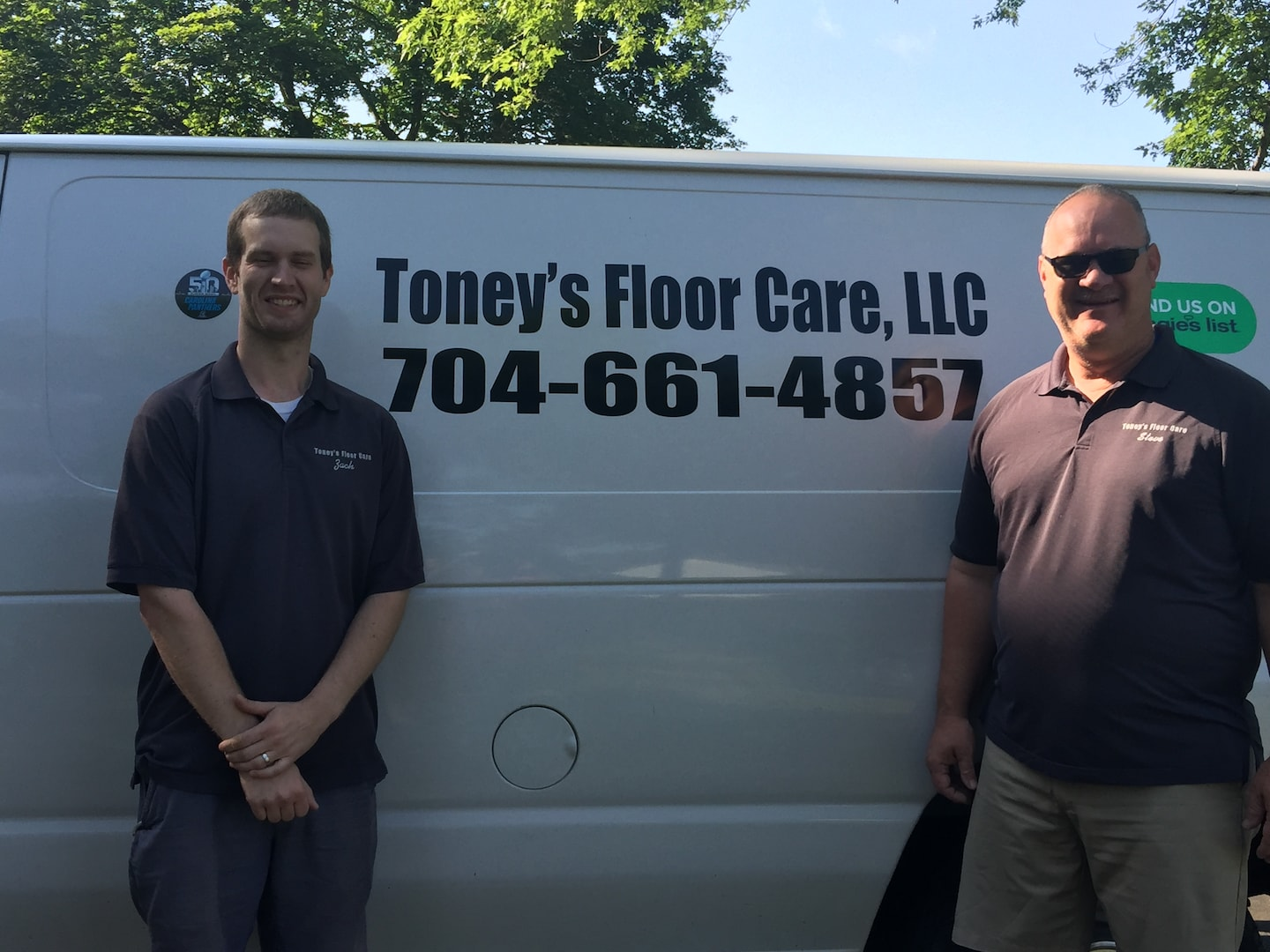 Toney's Floor Care LLC
