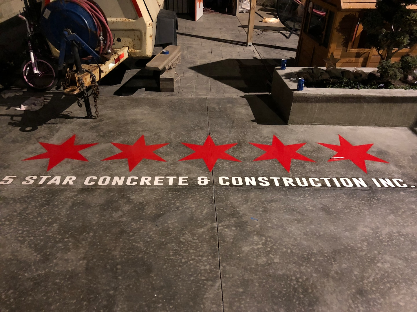 5 Star Concrete & Construction