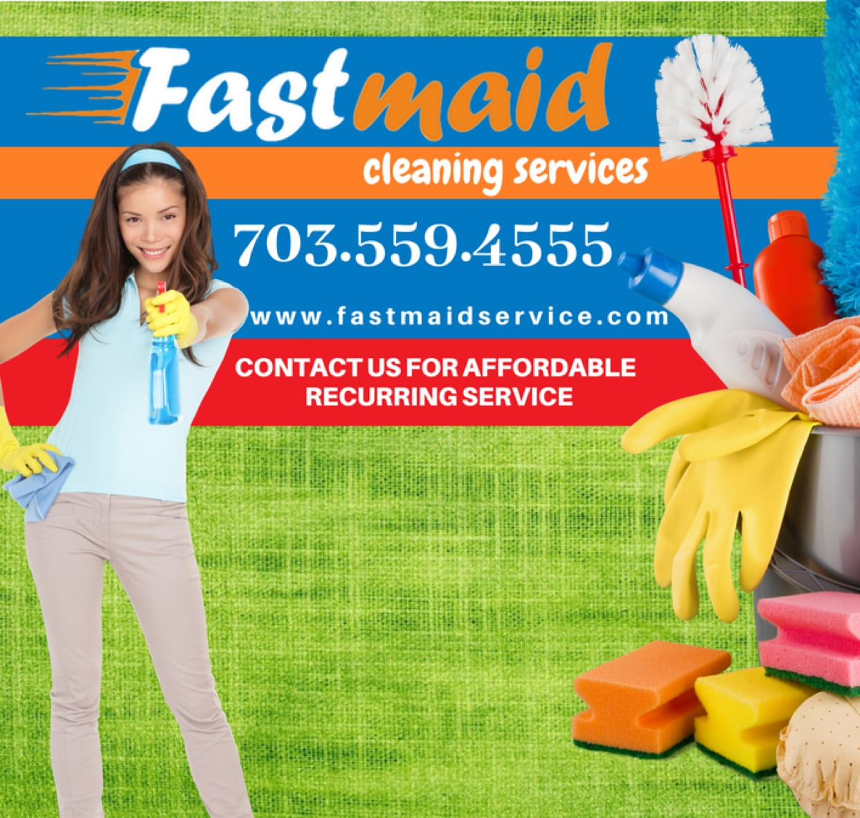 Fast Maid Service