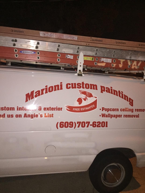 Marioni custom painting