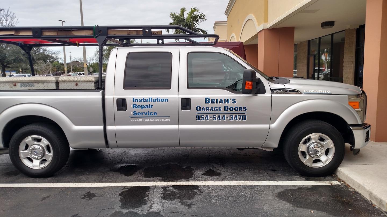 Brian's Garage Doors LLC